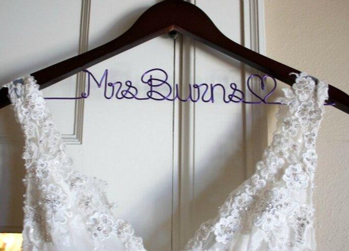 Foto: Wedding Hanger Shop