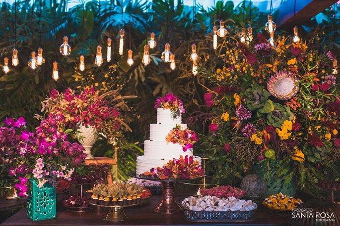 Como escolher as flores do casamento em 5 passos