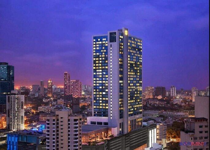 Hotel: The St. Regis Mumbai.