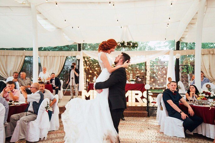 Музыка для свадебного рок танца