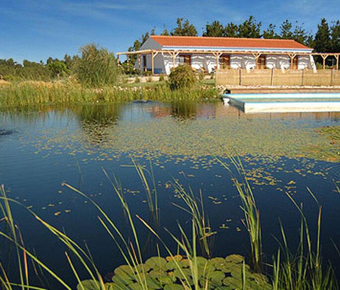 Un alloggio nel verde. Foto: Casa Vincentina