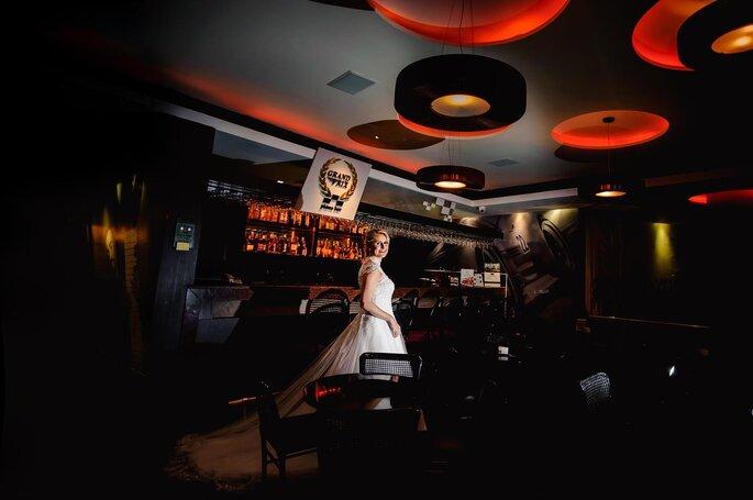 festa de casamento em bar