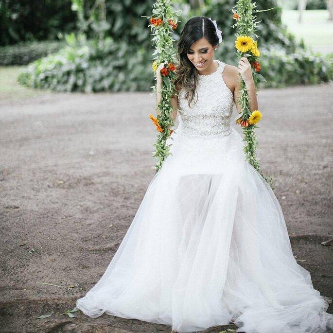 Stephanie Cachapuz Couture. Foto: Carol Azevedo