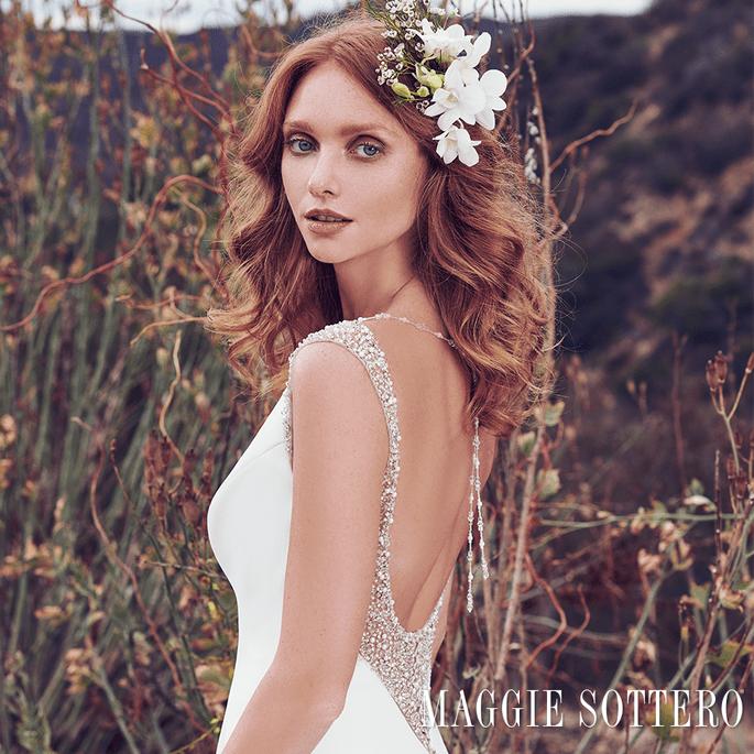 Evangelina.  Maggie Sottero: Cordelia Collection.
