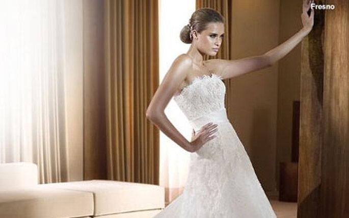 Prix des robes de mariée Pronovias 2011