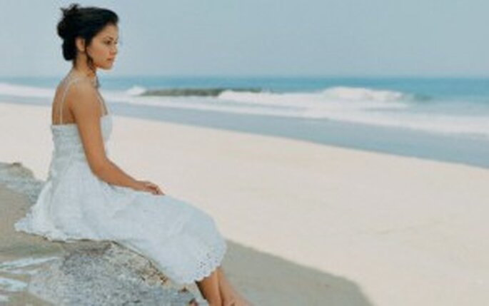 Para la playa lo mejor es un vestido bonito y por supuesto muy fresco y cómodo