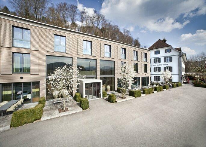 Foto: Bad Bubendorf Hotel