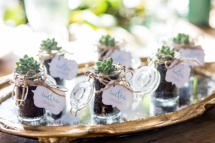 Menta Dourada Wedding Planner