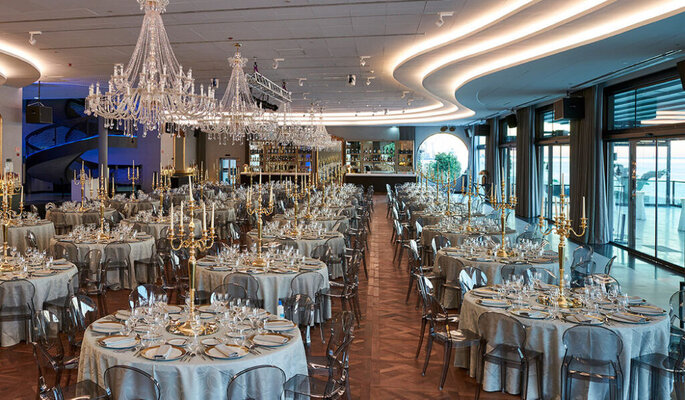 SUD Lisboa Hall