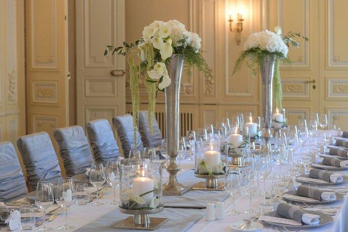 Planung Ihrer Hochzeit mit l'arrangement