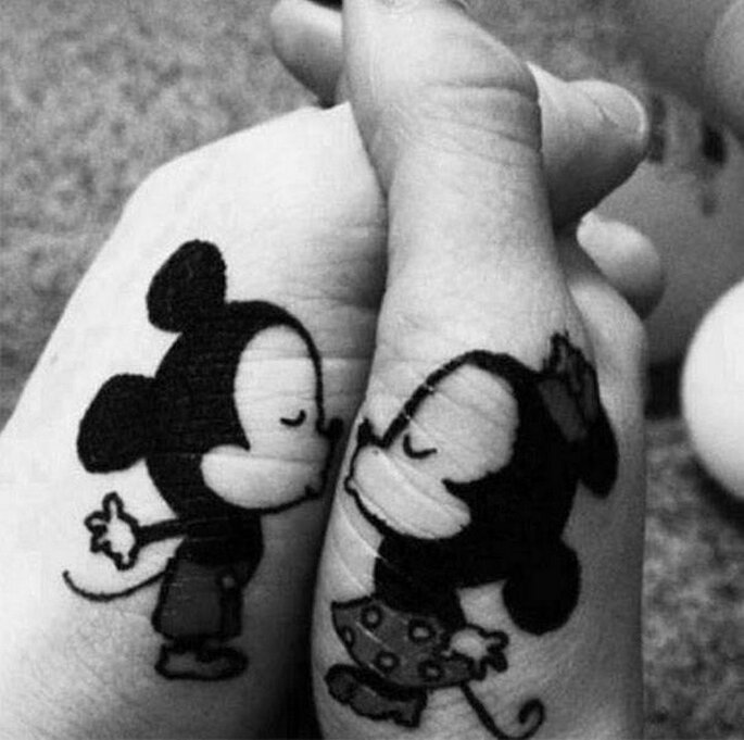 z tattoo personagem winkgo