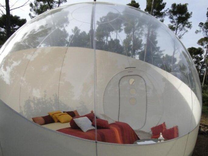 La bulle Mille et une Nuits Attrap'rêves - © Margot Trivoire