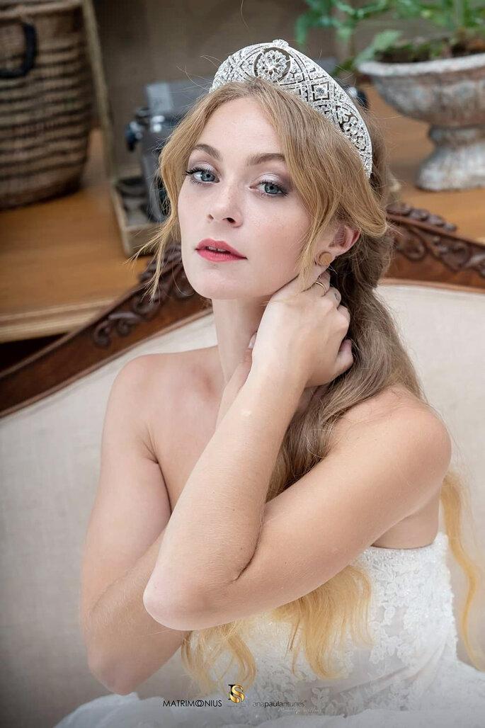 Maquiagem natural noiva