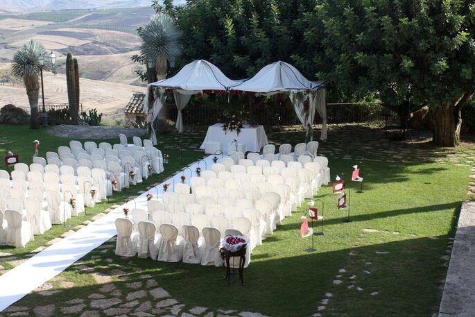 Italian Style Event & Wedding
