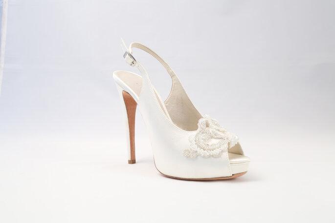 Ecco il modello in palio, della collezione Alessandra Rinaudo Luxury Shoes Collection