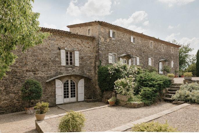 Le Domaine du Rey - Lieu de réception pour votre mariage - Gard