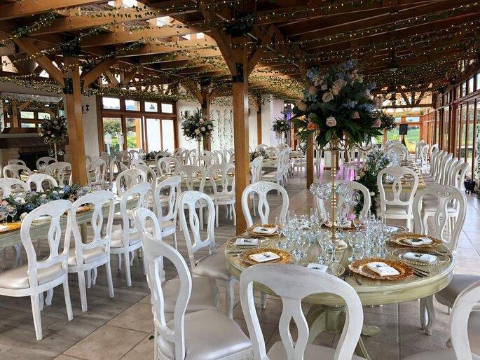 Eventos y Bodas RM decoración boda Bogotá