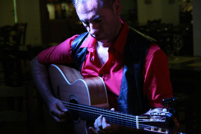 Carlo Calderano - Chitarrista