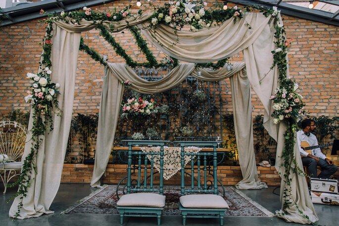 Altar Casa Quintal