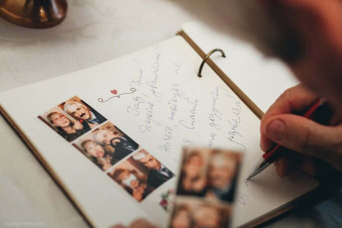 Instagram для свадьбы