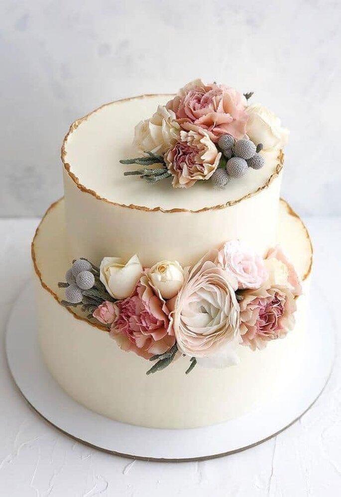 Gâteau de mariage - pièce-montée