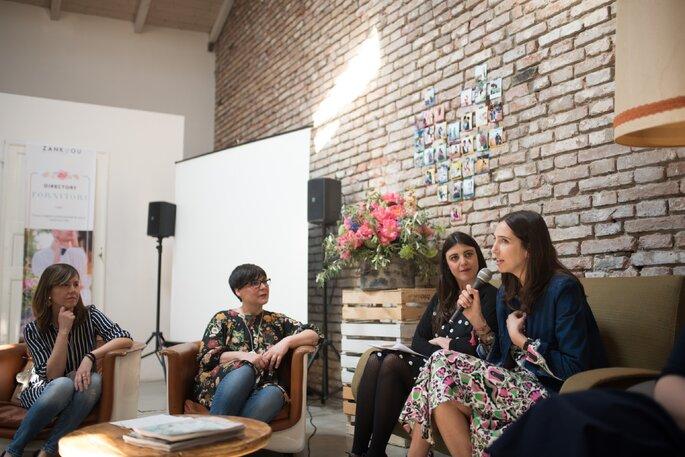 Il matrimonio nel mondo dell'editoria, una interessante chiacchierata con Enrica Ponezllini di Vogue Sposa - Foto: Infraordinario Wedding