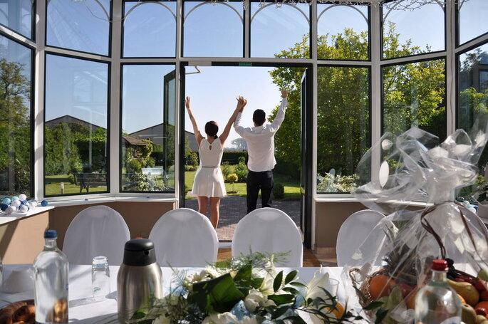 Domaine de Blanc Maisnil - Lieu de réception mariage - Nord