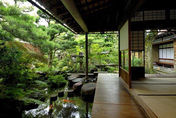 Naga-machi Buke Yashiki Distric