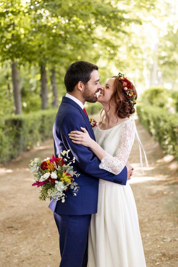 En la Cama con Calcetines fotógrafos bodas Madrid
