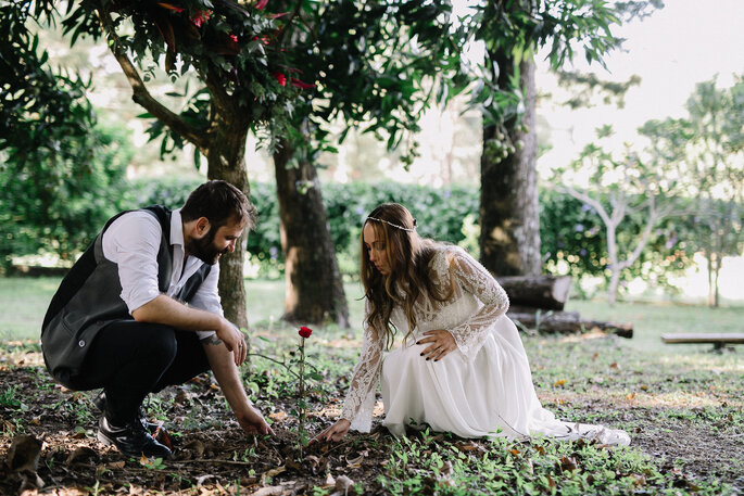 Casar é plantar novas sementes