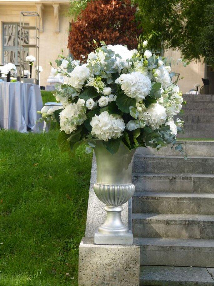 Photo : A fleurs et à mesure