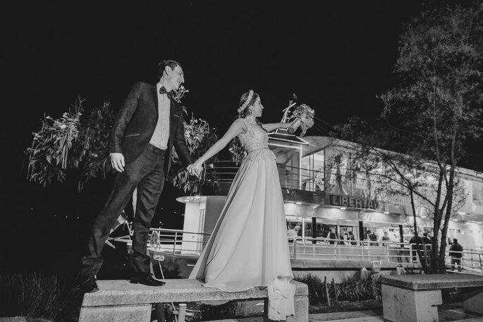 Lugares fuera de lo común para casarte en Colombia