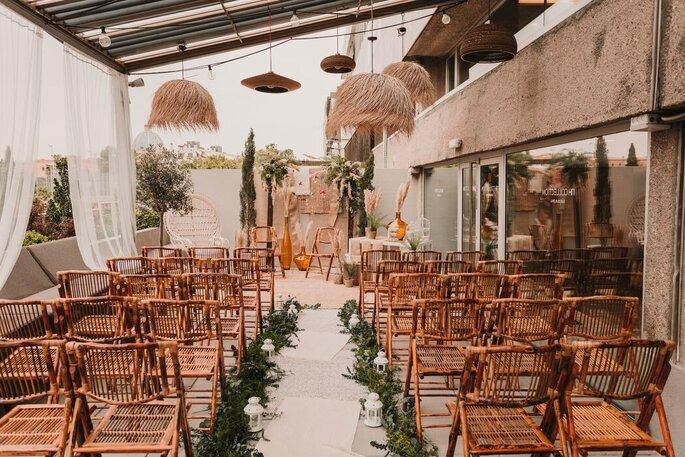 Hotel NH Collection Eurobuilding boda Madrid