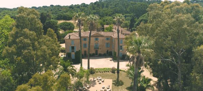 Château de Pampelonne - Lieu de Réception - Var (83)