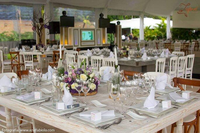 Casa Banquetes Zapori