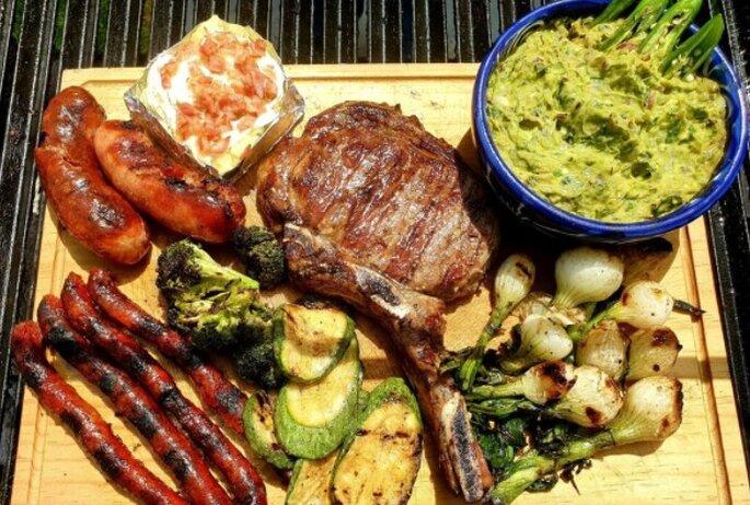 Punto Parrilla empresa de catering en Guadalajara