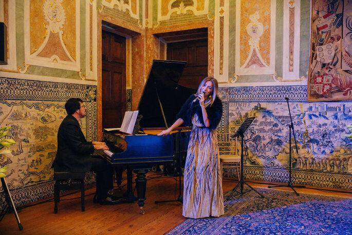 Luciana Araúo - Bossa Nova e Jazz