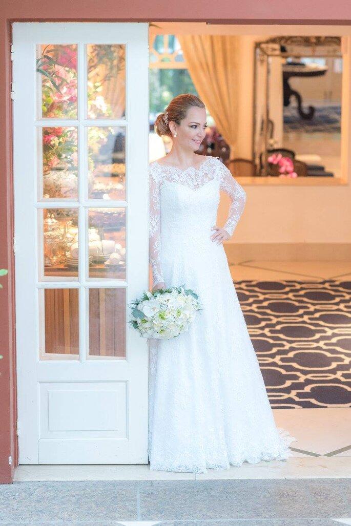 Vestido de noiva: Atelier Carol Hungria