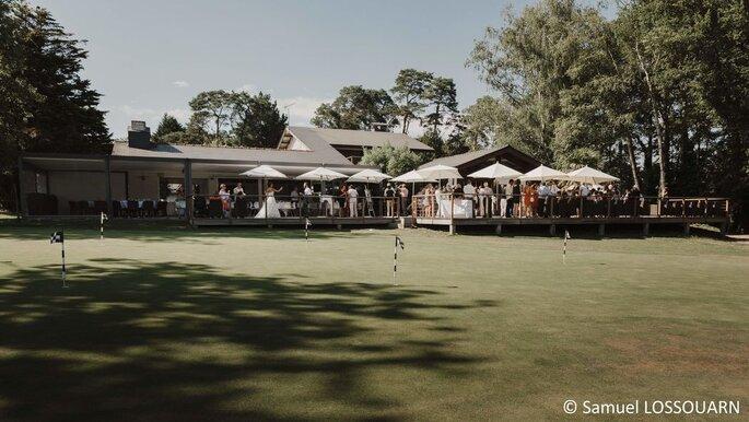 Golf de Nantes - Lieu de réception pour votre mariage - Nantes