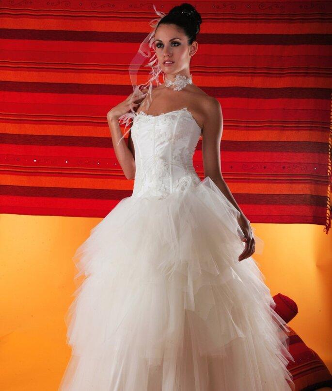 Robe de mariée Rosi Strella - Abacana