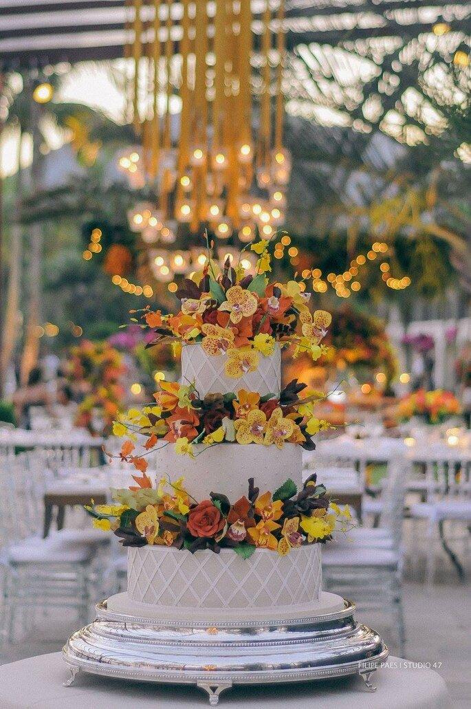 bolo casamento sp
