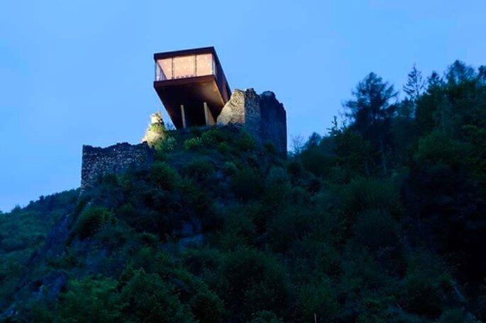 Hochegger Keusche - Burg Rabenstein - Foto:www.burg-rabenstein.at