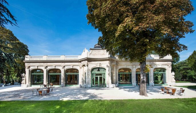 Le Pavillon Dauphine - 75 - Mariage - prestige