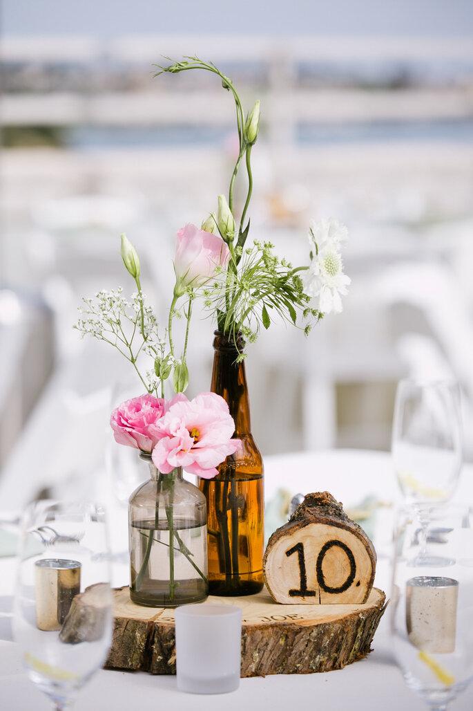 Numeración de mesas - Jasmine Lee Photography