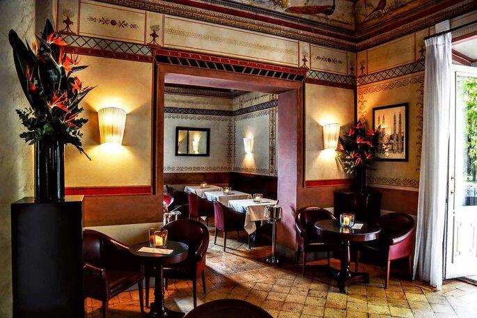 Casina Valadier - bar interno