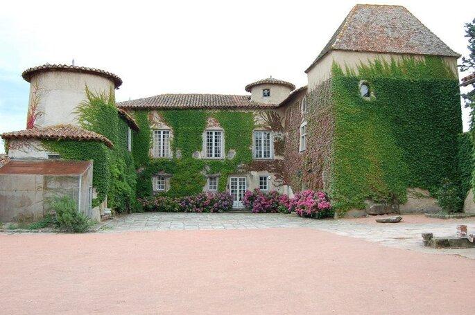 Château de Montrouge - Loire - 42 - Mariage