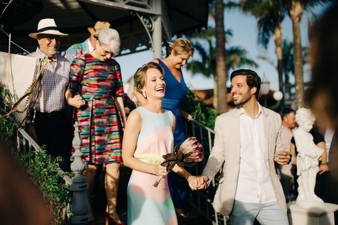fotógrafo casamento Campinas São Paulo cortejo