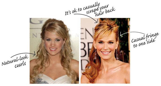 Bridal hairstyles 2009-2010