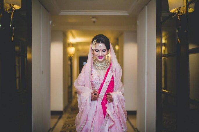 Photo: Priyanka Arora makeup artist.