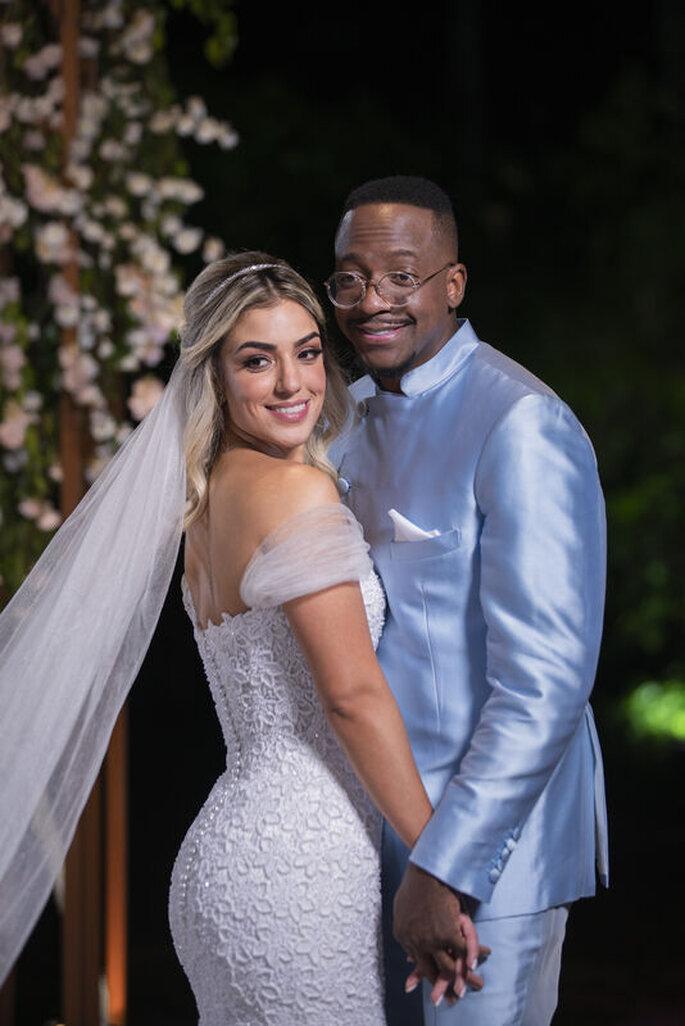 casamento do cantor Mumuzinho